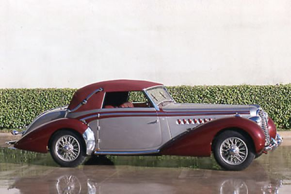 Delahaye 135MS Competition Drophead
