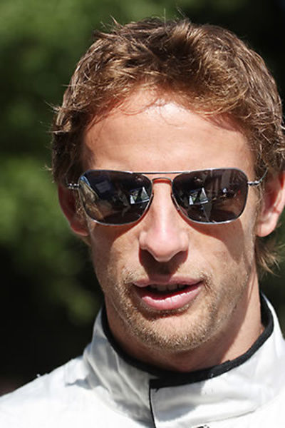 Car Photo Library The Car Photo Library: Jenson Button