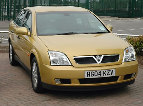 Vauxhall Vectra Britain