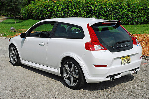 volvo c30 t5 r design polestar 2012 white volvo c30 t5. Black Bedroom Furniture Sets. Home Design Ideas