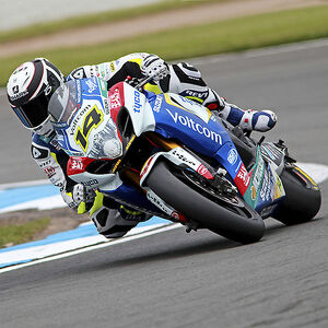 2015 World Superbike Round - Donnington Park, UK Randy de Puniet, Suzuki GSX-R1000