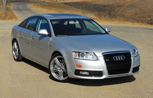 Audi A6 Supercharged