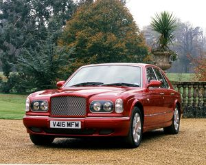 Bentley Arnage Red Label 1999 Red maroon