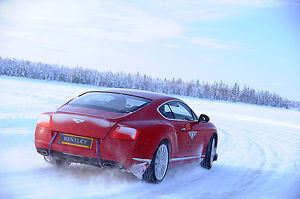 Bentley Continental GT , 2013, Red