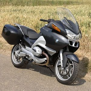BMW R1200RT Germany