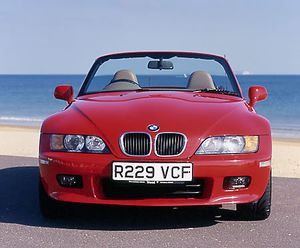 BMW Z3 2.8 Germany