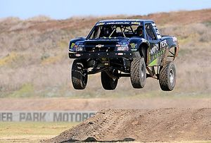 Brad Gallard - Trophy Truck - Gymkhana World Tour - Melbourne - Calder Park