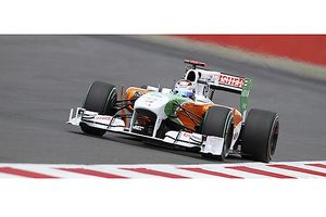 Force India (Selection of 5 Items)