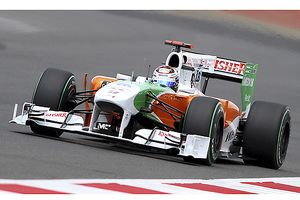 British GP 2010 Adrian Sutil Force India-Mercedes