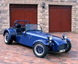 Caterham Superlight R