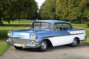 Chevrolet Bel Air 4-door Hardtop