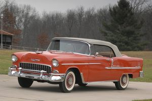 Chevrolet Bel Air V8 Convertible