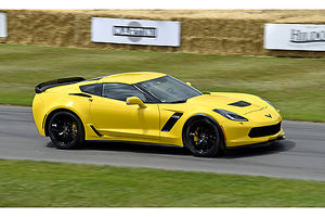 Chevrolet Corvette Z06, 2015, Yellow