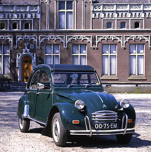 Citroen 2CV French