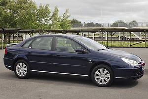 Citroen C5 V6 French