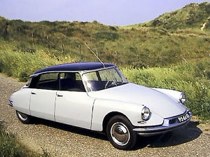 Citroen DS French