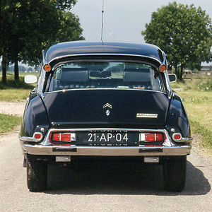 Citroen DS23 Injection Prestige