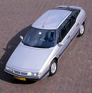 Citroen XM French