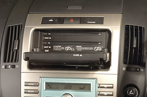 Disc Player Toyota