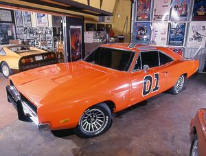 Dodge Charger Dukes of Hazard