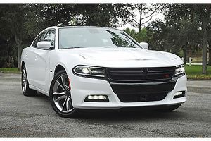 Dodge Charger RT 2015 White