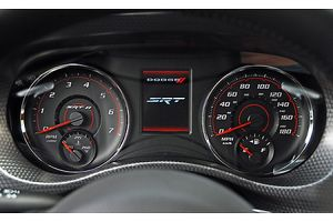 Dodge SRT8 2012 White