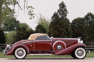 Duesenberg (Selection of 45 Items)