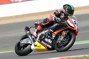 Eugene Laverty, Aprilia RSV4 Factory WSB2013