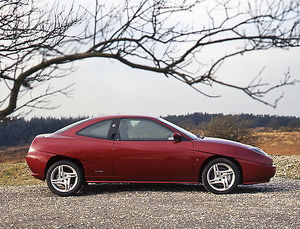 Fiat Coupe Italy