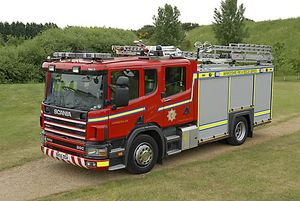 Fire Engine Scania