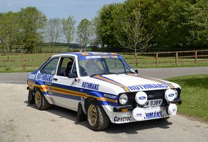 car photo library/ford/ford escort mk2 rothmans rally livery 1979