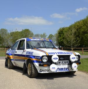 Ford Escort Mk.2 (Rothmans Rally livery) 1979 White Rothmans livery