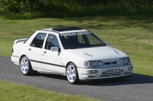 Ford Sierra Sapphire Cosworth 1990 White