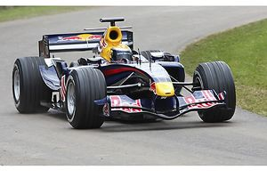 Formula 1 Grand Prix 2008 Red Bull-Cosworth