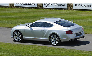 Goodwood Festival of Speed 2012 Bentley Continental V8 GT, 2012
