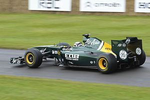 <b>Caterham-Cosworth</b><br>Selection of 2 items