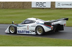 Goodwood Festival of Speed 2012 FOS Lancia-Ferrari LC2 1983
