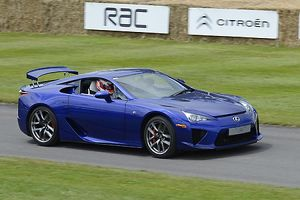 Goodwood Festival of Speed 2012 Lexus LFA, 2012