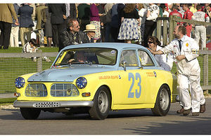 Goodwood Revival Volvo
