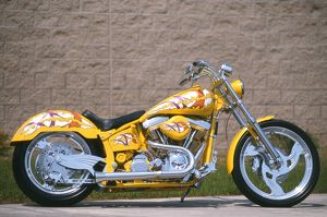 Harley Davidson Evo Custom US USA