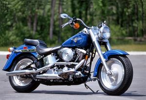 Harley Davidson Fat Boy US USA