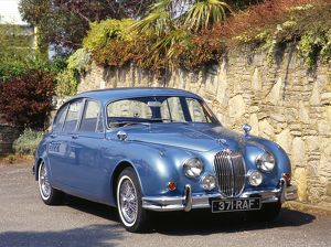 Jaguar Mk 2 Inspector Morse TV series