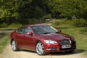 Jaguar XF Britain