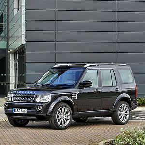 Land Rover Discovery XXV Special Edition, 2014, Black