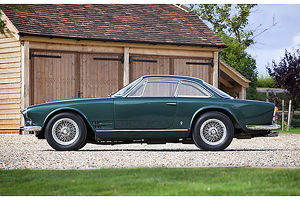 Maserati Sebring Series 1 3500 GT Coupe 1963 Green dark