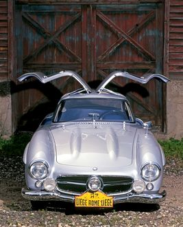 Mercedes-Benz 300SL Gullwing Works Prototype