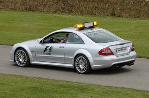 Mercedes-Benz F1 Championship CLK63 AMG Safety Car