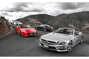 Mercedes-Benz SL65 AMG Black Series, 2013, Silver