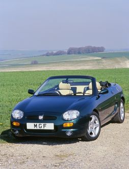 MG MGF Britain British