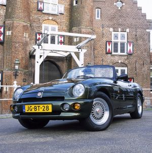 MG RV8 British Britain